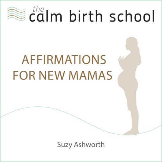 New mama affirmations