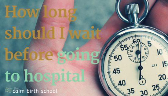 how long should I wait